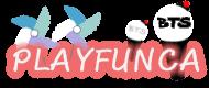 KPOP迷妹攻略走跑跳@玩放咖咖PlayFunCa Logo(商標)