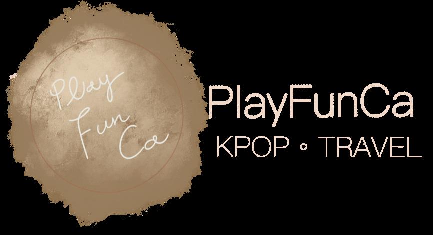KPOP迷妹攻略走跑跳@玩放咖咖PlayFunCa.com Logo