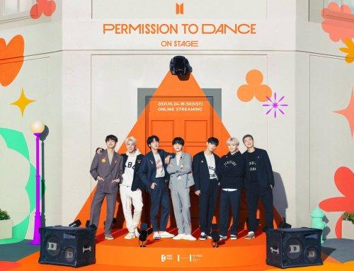 2021 BTS線上演唱會|BTS PERMISSION TO DANCE ON STAGE-防彈線上演唱會須知